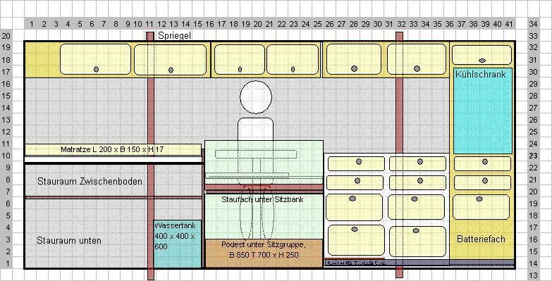 Bauanleitung Sitzbank Mit Truhe Selber Bauen ~ Möbelbau Teil 2 Bett, Zwischenboden im Stauraum und Sitzgruppe
