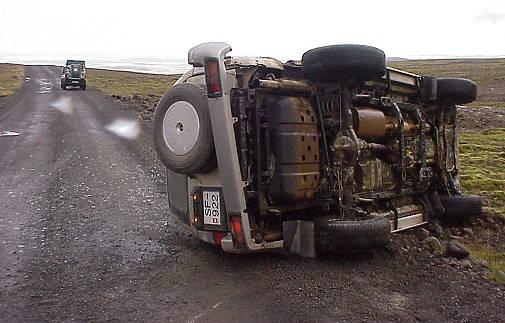 ... Unfälle, die nicht nötig sind ...