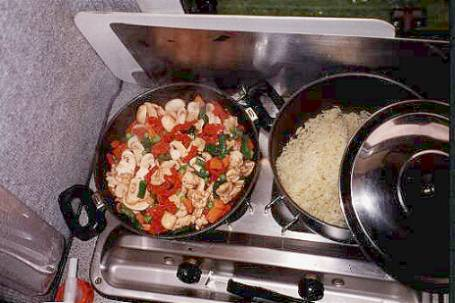 Camping Kochbuch Outdoorküche : Outdoor rezepte