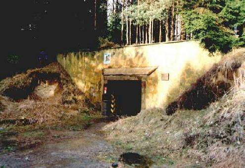 Eulengebirge Bunker